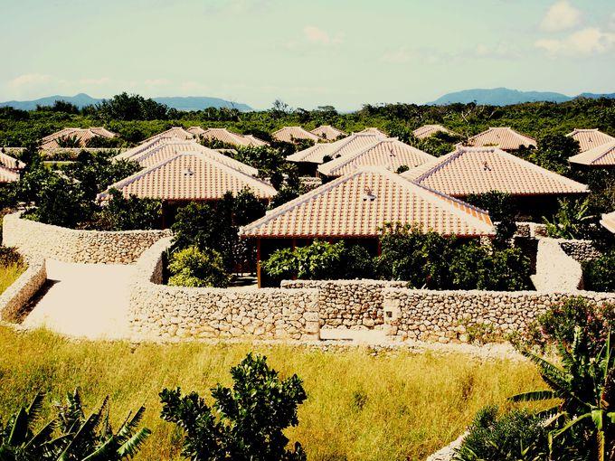 2日目:集落を再現した客室でゆったり島時間「星のや竹富島」