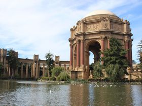 R2D2はここから生まれた!サンフランシスコ「パレス・オブ・ ファインアーツ」