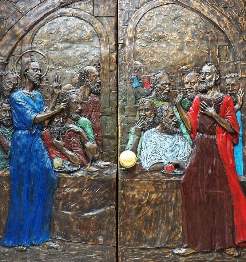 聖書逸話の舞台!ペテロが三度否認したエルサレム「鶏鳴教会」