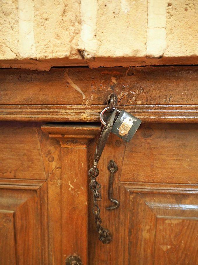 ホテルの部屋の鍵などに驚く!