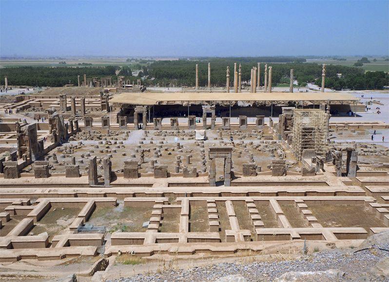 アレクサンドロス大王により破壊・略奪された悲劇の都を一望する!