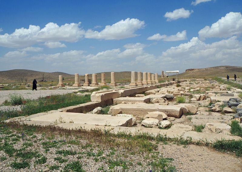 パサルガダエはペルシア帝国の最初の都だった!