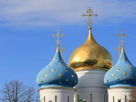 ロシアのセルギエフ・ポサード教会群で美しい宗教世界に酔いしれよう!