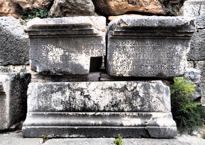 レトーン遺物の文字