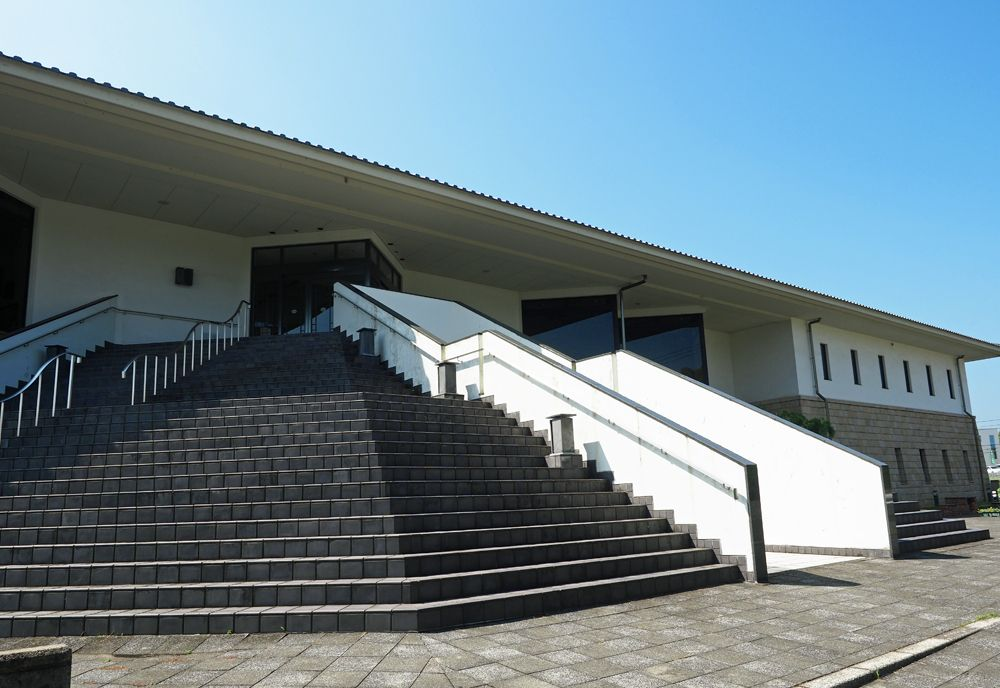 古代史博物館・泉南市埋蔵文化財センターを見学する