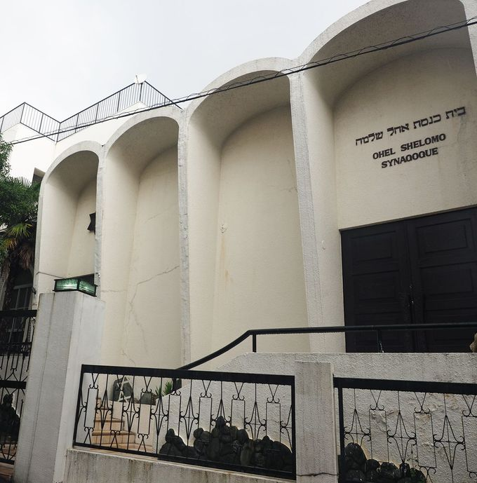 ユダヤ教の会堂・神戸シナゴーグ