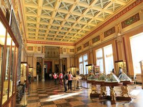 ロシア・エルミタージュ美術館でルネサンス美術を見る!