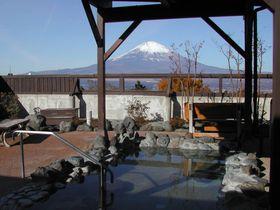 車がなくても回れる!富士山至近・御殿場の日帰り温泉を制覇