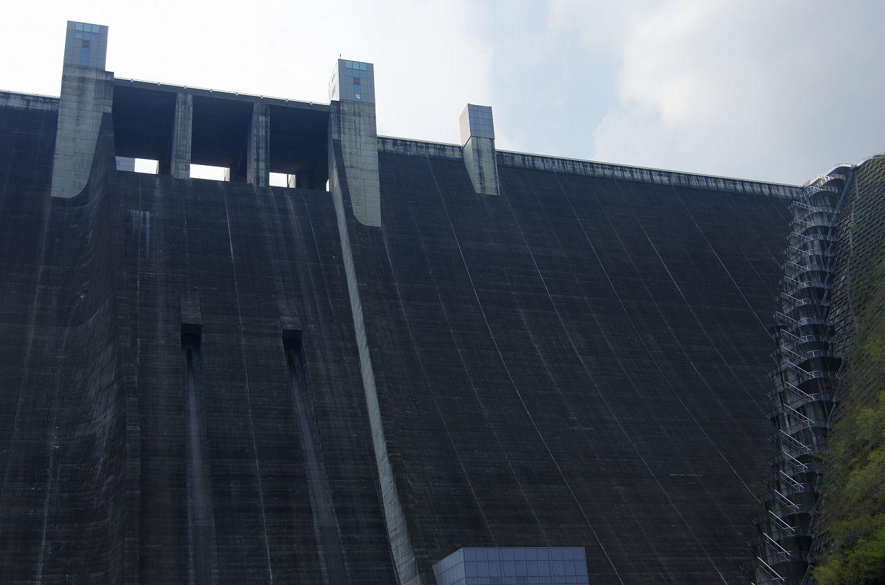宮ケ瀬ダムの概要と行き方