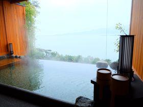 宮島を臨む「安芸グランドホテル」のランチと貸切露天風呂で贅沢時間|広島県|トラベルjp<たびねす>