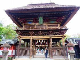 茅葺屋根が印象的な熊本の国宝・青井阿蘇神社|熊本県|トラベルjp<たびねす>
