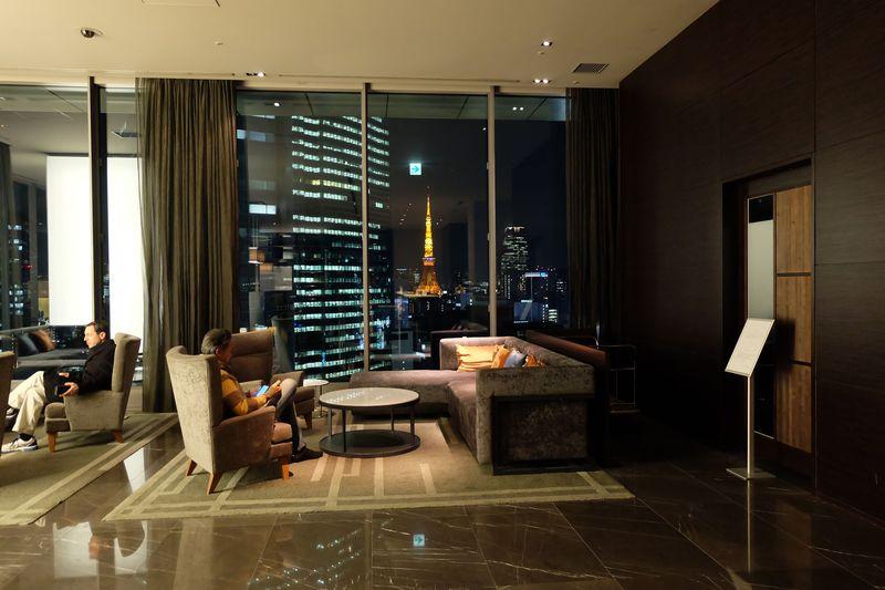 三井ガーデンホテル銀座プレミアの上層階で過ごす贅沢時間