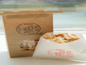 できたてが食べられる!広島・日本初のかっぱえびせん専門店「スナックキッチンmyCalbee」|広島県|トラベルjp<たびねす>