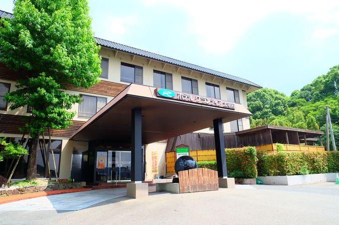太宰府駅から送迎バスで移動も楽々!