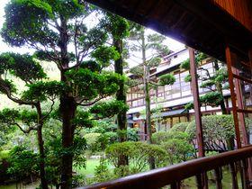 熊本・日奈久温泉「金波楼」は歴史の重みと風格を感じるお宿|熊本県|トラベルjp<たびねす>