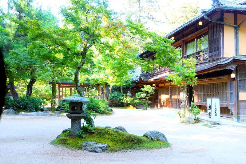 宮島の老舗旅館「岩惣」は数々の著名人に愛され続ける極上宿