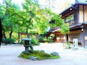 宮島の老舗旅館「岩惣」は数々の著名人に愛され続ける極上宿|広島県|トラベルjp<たびねす>