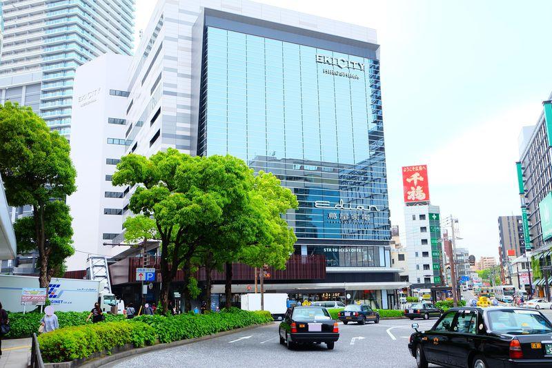 家電&本が融合した広島駅前の話題の新スポット「エディオン蔦屋家電」