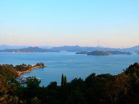 瀬戸内の海と夕陽にうっとり!広島・竹原の展望レストラン「THE GRILL」。|広島県|トラベルjp<たびねす>