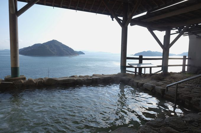 瀬戸内の離島・大崎上島「清風館」で過ごす癒しの絶景露天風呂&島時間