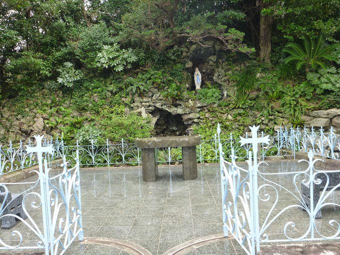 ルルドの奇跡にちなんだ井持浦教会