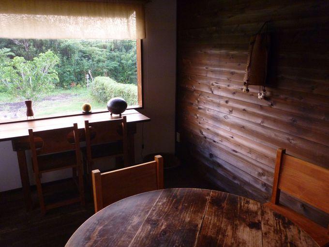 隠れ家カフェ「空間舎」