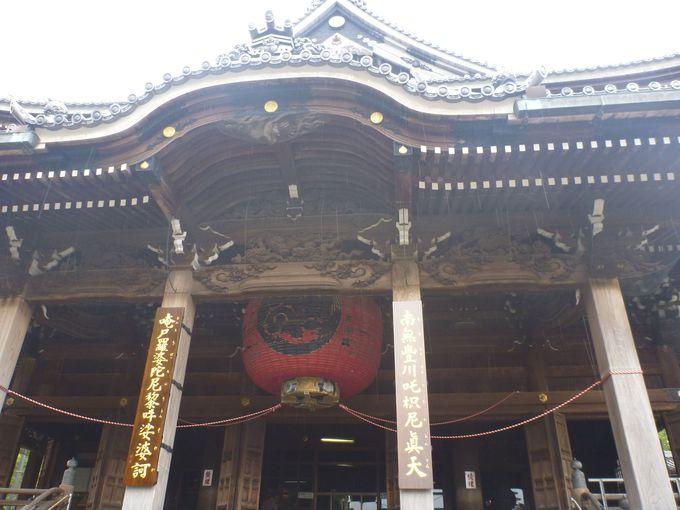 日本三大稲荷の一つ。戦国武将も祈願した、愛知「豊川稲荷」