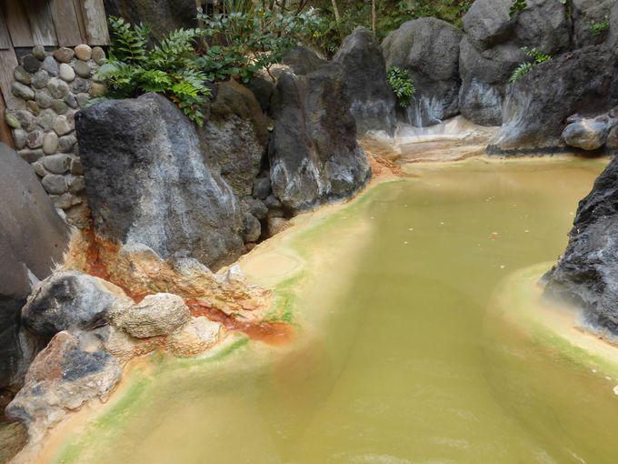 全長32メートル!インパクト抜群の大洞窟温泉「湯楽亭」