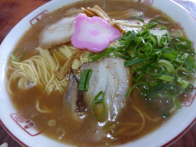 日本一美味しいラーメンとして紹介?!「井出商店」