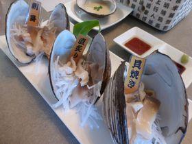 北海道初ファイヤーご当地グルメ「苫小牧ホッキ炙りめし」|北海道|トラベルjp<たびねす>