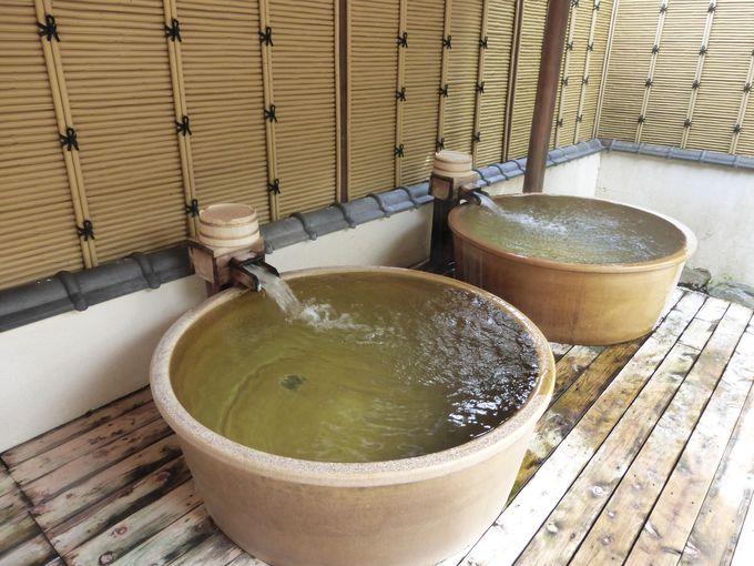 その他の露天風呂もお忘れなく・・・
