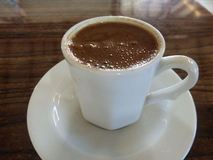 甘く、苦い。コーヒーの元祖!トルココーヒーはいかが?