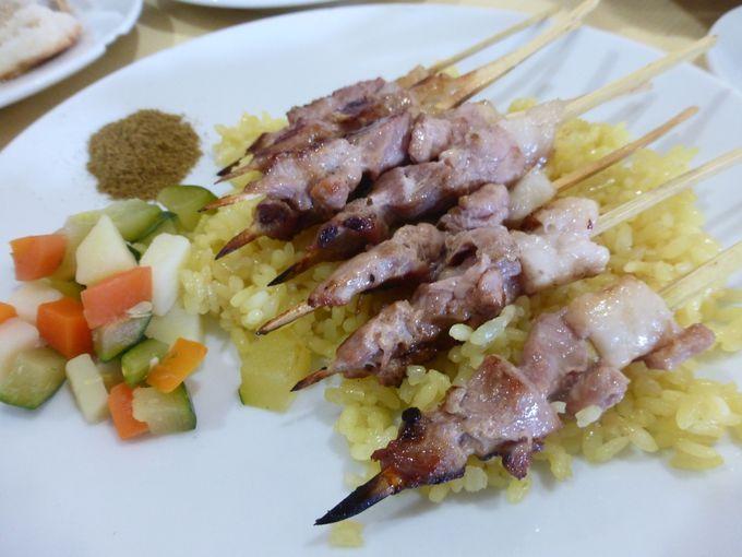 日本人もトルコ人も大好き! 串刺し肉料理「○○・シシ」