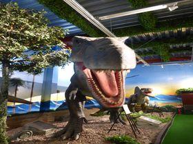 動き吠える!恐竜レストラン 神奈川・大和市「太古居酒屋ダイナソー」