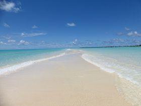 一度は見たい絶景!パラオ北端カヤンゲル諸島「ロングビーチ」