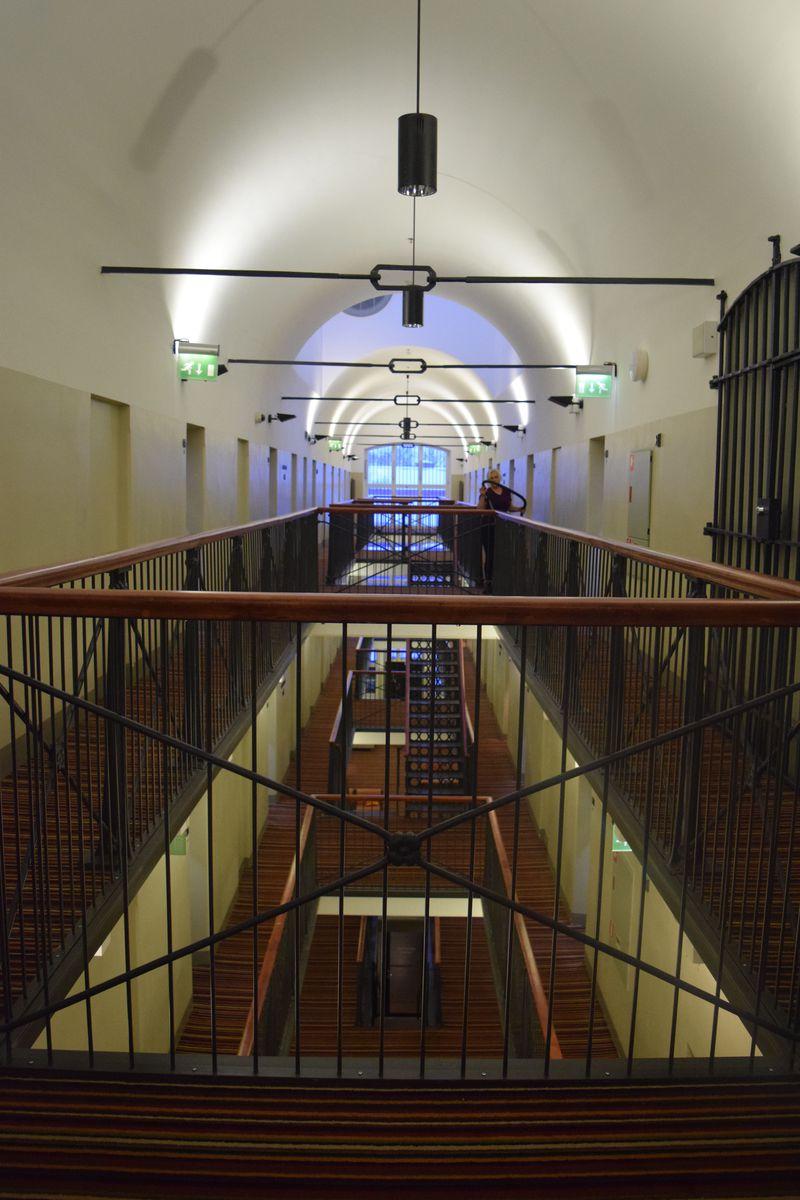 旅先で監禁!?ヘルシンキの元・監獄ホテル「カタヤノッカ」