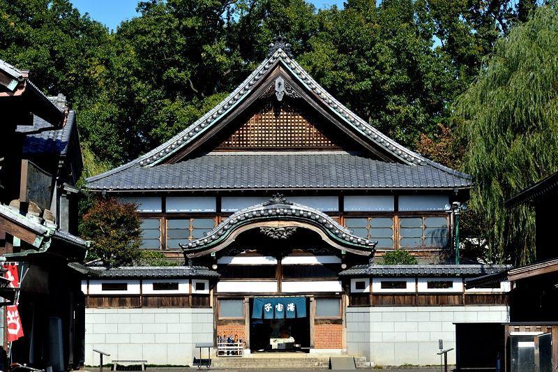 『千と千尋の神隠し』のモデル!江戸東京たてもの園(小金井市)は、ジブリファンの聖地!