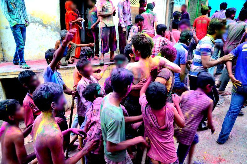 インド三大祭りの「ホーリー」でカラフルにヒンドゥー教文化を体験しよう!