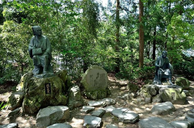 松尾芭蕉ゆかりの寺