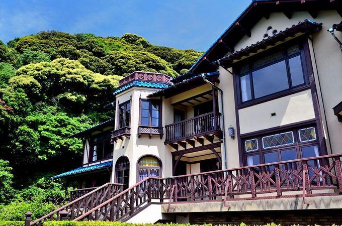 加賀百万石旧前田侯爵の別荘「鎌倉文学館」
