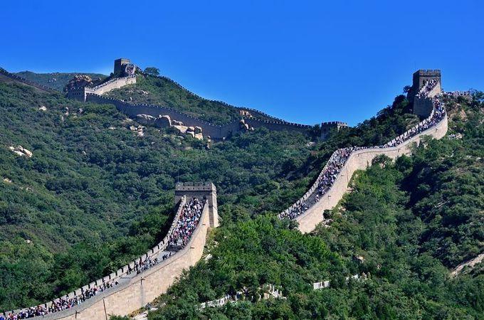 4.万里の長城