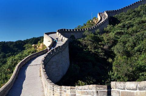 世界遺産・万里の長城へ