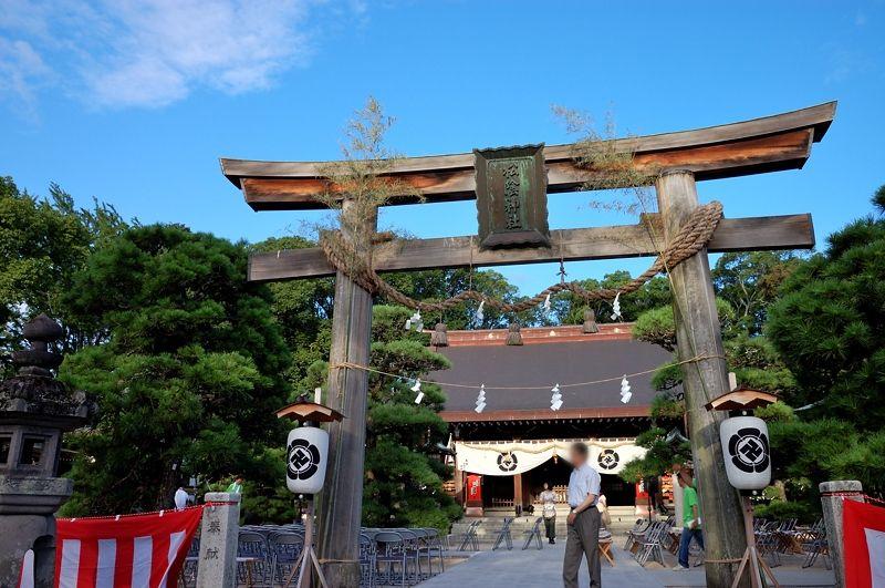 吉田松陰を祀る「松陰神社」境内にある「松下村塾」