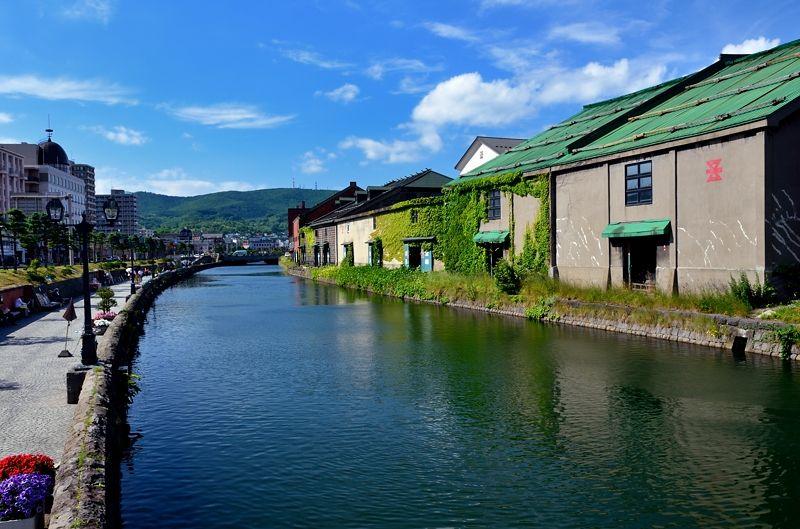 北海道を代表する観光名所「小樽運河」の歴史