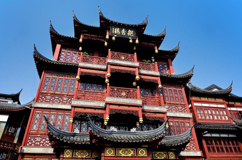 近代都市上海に残る「古き良き中国」