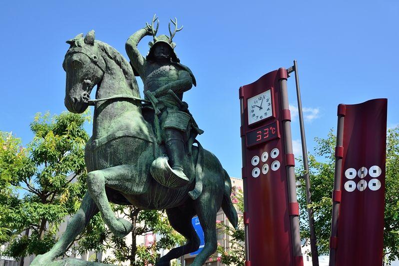 大河ドラマ『真田丸』で大注目!真田幸村ゆかりの上田市で歴史散策