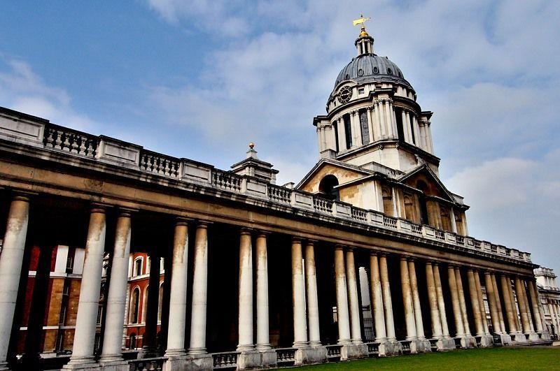 大英帝国の繁栄を支えた旧王立海軍学校