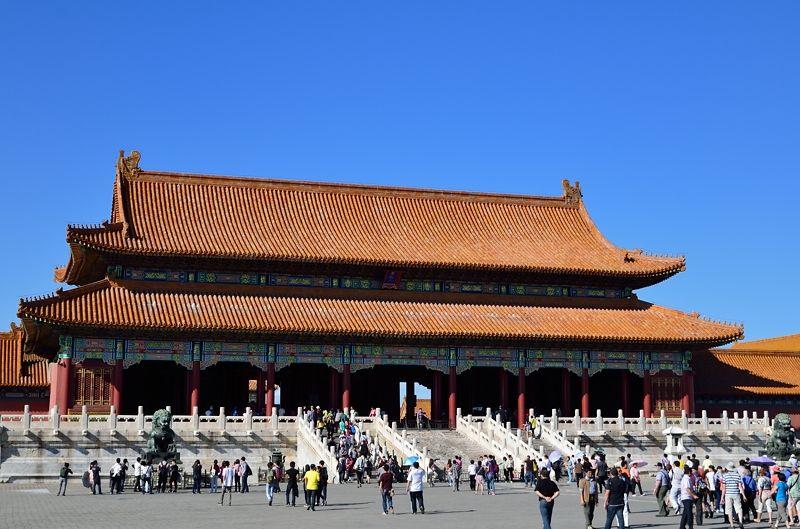 2.故宮(北京)