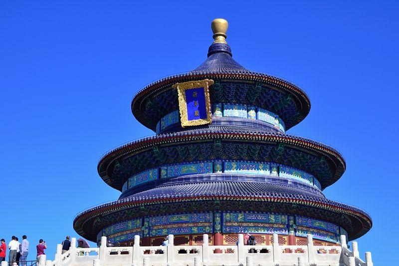 円形のデザインが独特すぎる!世界遺産「天壇」は北京のシンボル!