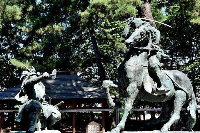 「川中島の戦い」の舞台